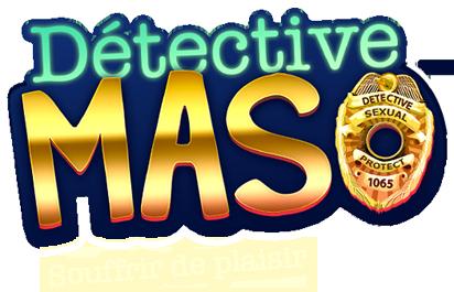 Logo du visual novel hentai Détective maso