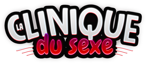 Logo du visual novel la clinique du sexe