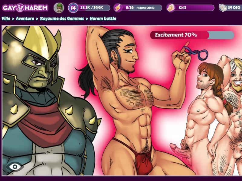 Gay Hentai sexe jeux