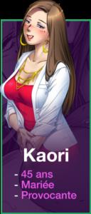Description Kaori du visual novel hentai Livraison coquine
