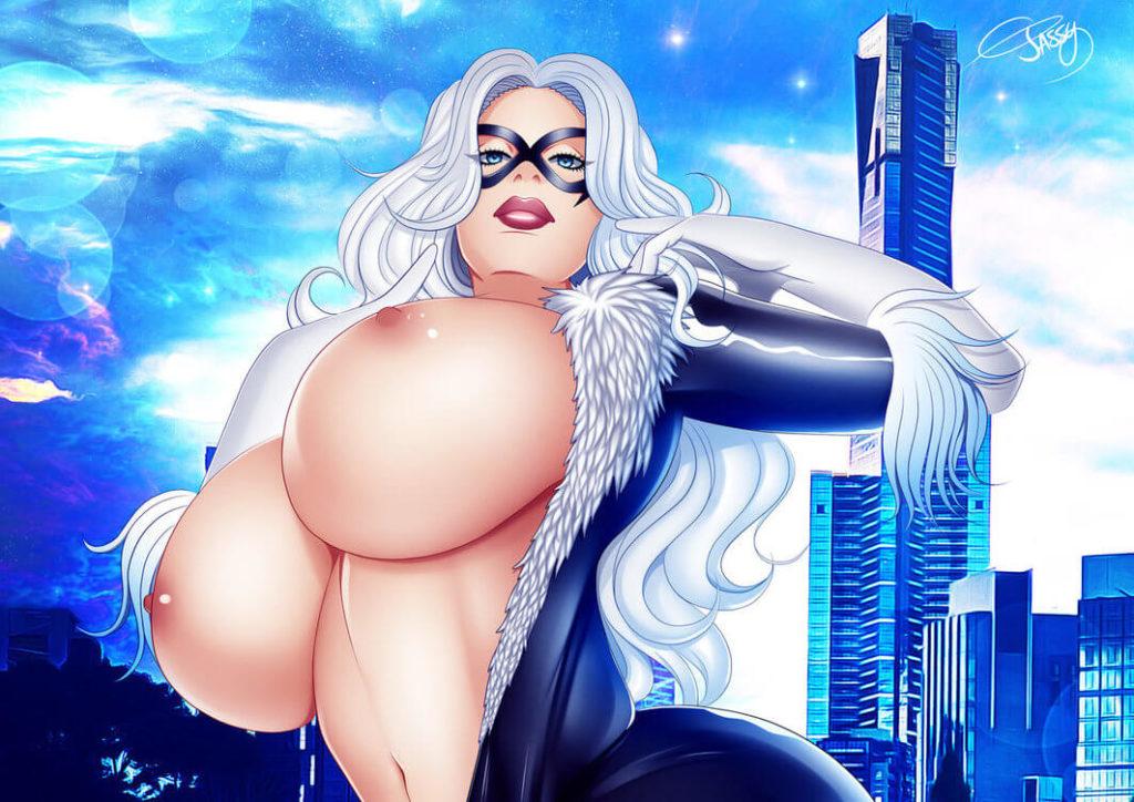 Fan art de JassyCoco hentaifr énormes seins