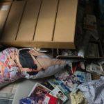 Un otaku fan de hentai humilié à cause d'un séisme à Osaka devant sa mère.
