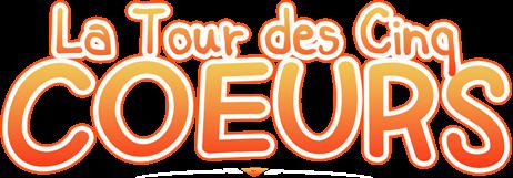 Logo la tour des 5 coeurs