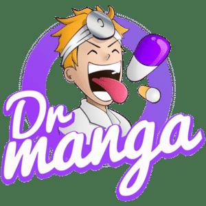 Logo du site hentai Drmanga