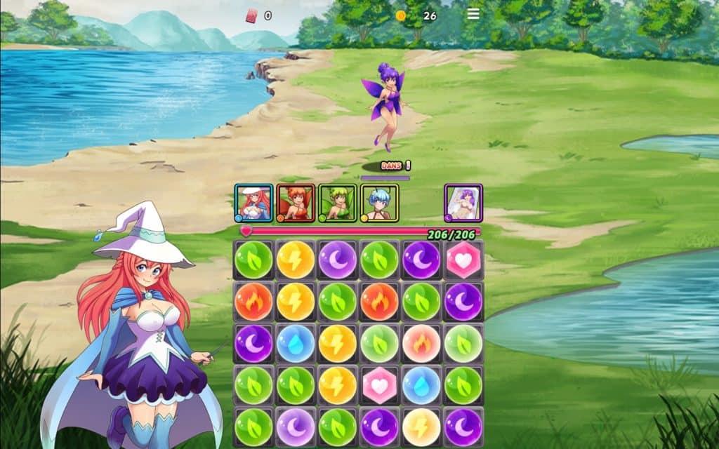 Puzzles & Panties jeu hentai screenshots jeu