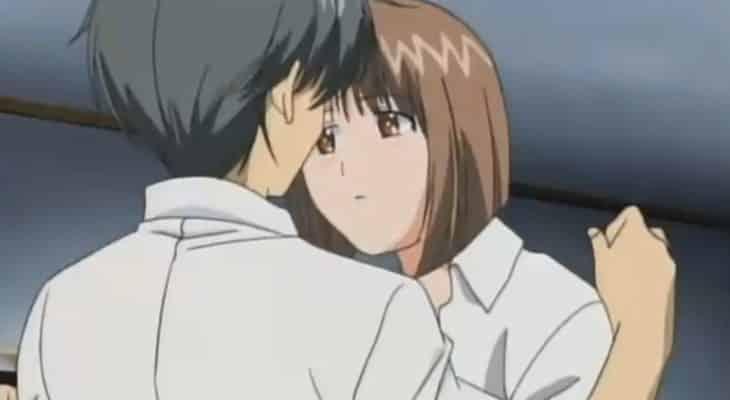 Couple qui fait des préliminaire vidéo hentai